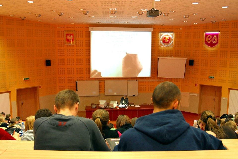 foto aula universitaria