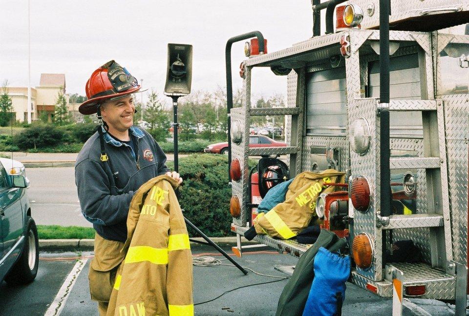 foto pompieri americani