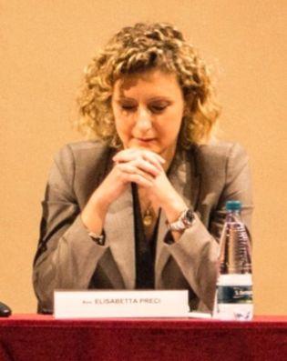 foto avv. Elisabetta Preci